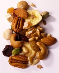 как похудеть на ореховой диете ?