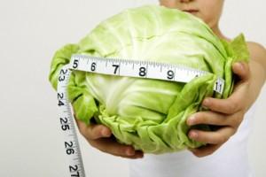 меню капустной диеты