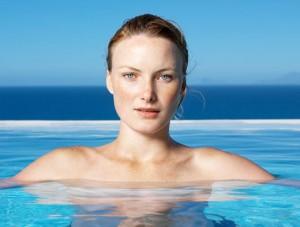 в похудении поможет плавание