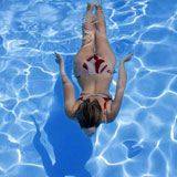 похудеть с помощью плавания