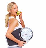 Похудеть за пять минут