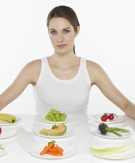 опасная мода на диеты