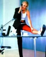 Офисный фитнес поможет держать форму