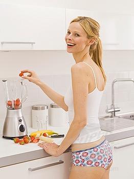 ученые : Дизайн кухни влияет на аппетит
