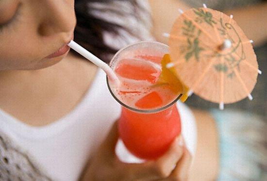 Какие напитки опасны для фигуры
