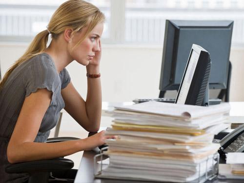 Сидячая работа: как не набрать вес?