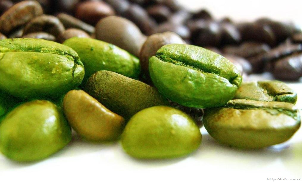 Зеленый кофе для похудения, эффективность