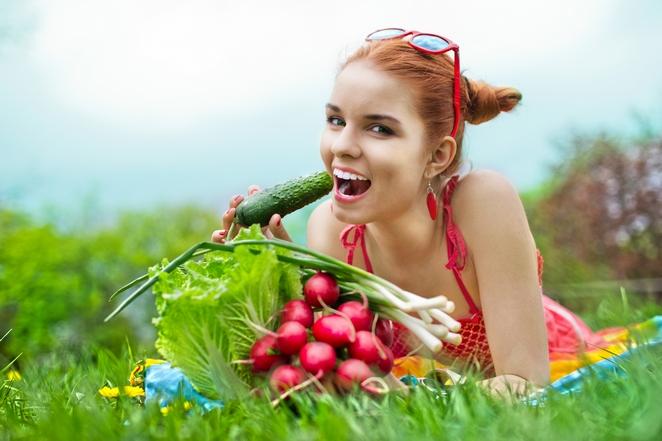 Каталог диет. Диета на сырых овощах - 6 килограмм долой всего за 5 недель!