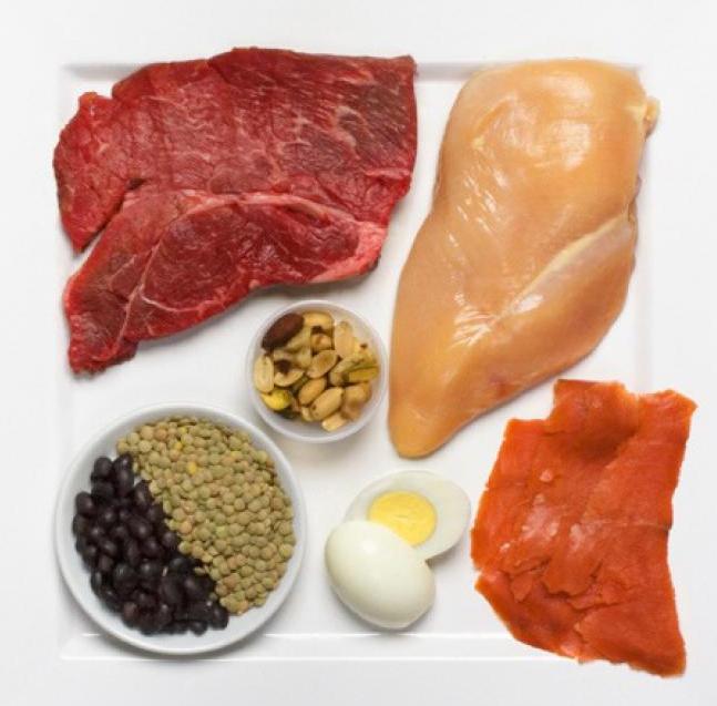 Диета белковая