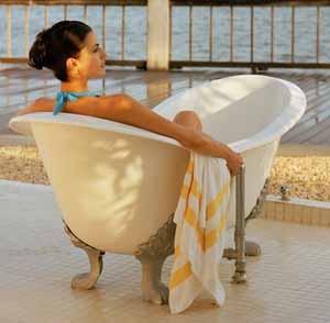 Ванны с горчицей помогают похудеть