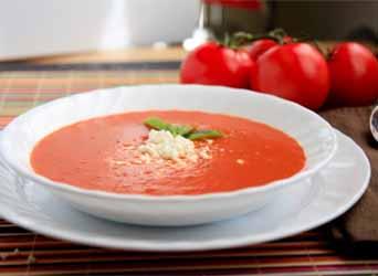 Рецепты из помидор для похудения