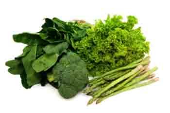 летняя зеленая диета на 5 дней