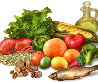 углеводные продукты для похудения список
