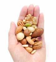 Орехи и диета