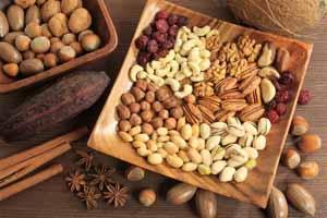 Диета для похудения и орехи