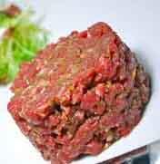 Польза и вред сырого мяса