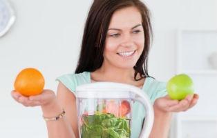 натуральные напитки для похудения