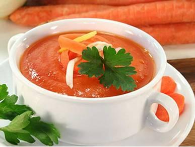 рецепт морковного супа для разгрузочного дня