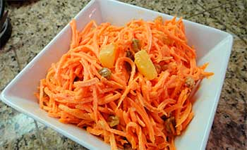 морковная диета на 3 дня