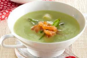 диетический спаржевый суп