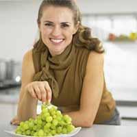 фруктовая диета моделей