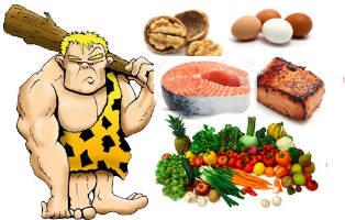 Палеолитические диета и рацион