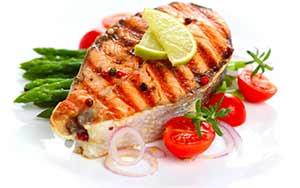 какие продукты подходят к рыбе