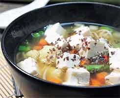 рецепт японского супа мисо