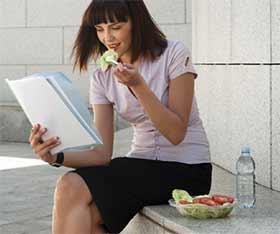 каждой профессии своя диета