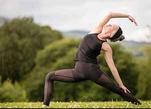 упражнения пауер йога для талии