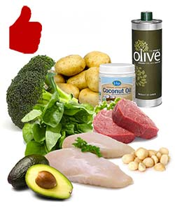 Таблица продуктов рекомендуемой диеты при псориазе