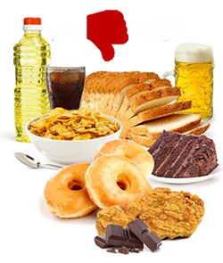 что нельзя есть при псориазе и диете