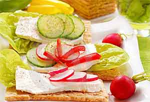 5 принципов весенней диеты