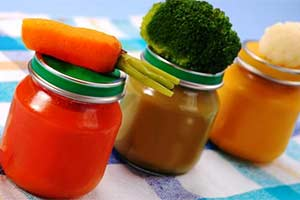 младенческая диета для похудения