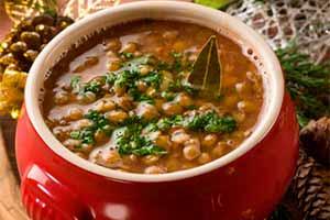 Рецепты диетических блюд с чечевицей
