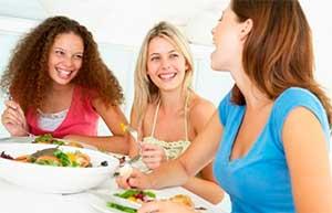 Какая диета подходит подростку?