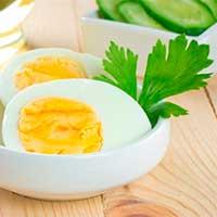 яичная-зеленая диета
