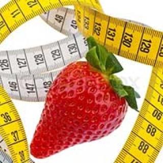 диета на клубнике
