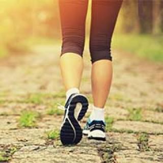 правильная ходьба для похудения