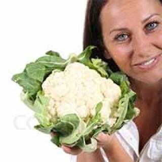 диетический рецепт с цветной капустой