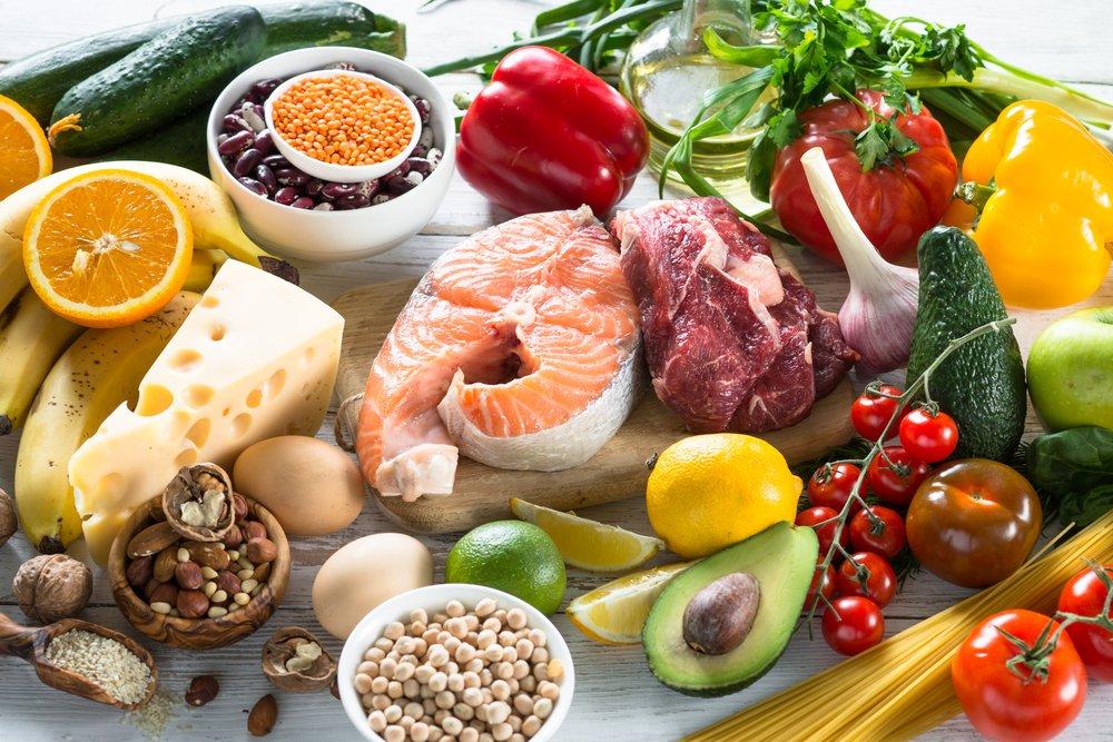 001351363 - Диеты или здоровое питание — что лучше?